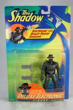 Kenner - The Shadow - Electronic Bullet-Proof Shadow - MOSC