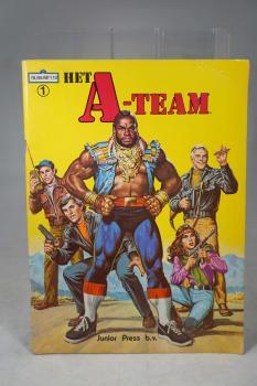 Junior Press Comic - 1983 - Het A-Team (Niederlande)