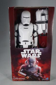 "Hasbro B3916 Star Wars First Order Flametrooper 11"" Action Figure - MIB"