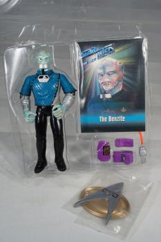 Playmates - Star Trek - The Next Generation - Mordock the Benzite - Action Figure - mint condition