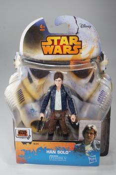 Hasbro - Star Wars - Rebels - SL24 - Han Solo - Action Figure - MOC