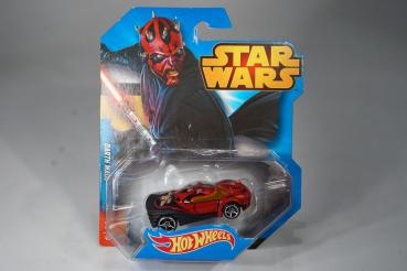 Hot Wheels - Star Wars - CGW44 - Darth Maul - Diecast Model Car - MOC