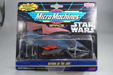 Galoob 1993 - Star Wars - Micro Machines - Return of the Jedi - MOC