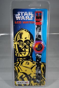 Star Wars - LCD Galery Watch - Merchandise - Darth Vader