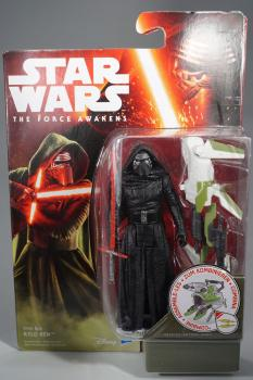 Hasbro - Star Wars - Force Awakens - Kylo Ren B4163 - MOC