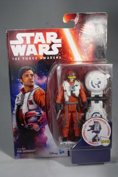 Hasbro - B3449 - Star Wars - Force Awakens - Poe Dameron - MOC