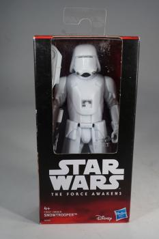 "Hasbro - Star Wars - B3951 - Force Awakens - First Order Snowtrooper - 6"" Action Figure - MIB"